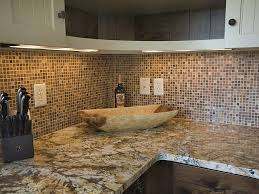 backsplash for kitchen walls glass diagonal tile wood countertops