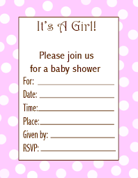 baby shower for a girl baby girl invitations for baby shower theruntime