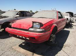 1991 Toyota Corolla Hatchback Junkyard Find 1990 Toyota Corolla Gt S The Truth About Cars