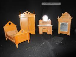 Wohnzimmerm El Um 1900 Antikspielzeug Puppen U0026 Zubehör Puppenstubenzubehör Antiquitäten