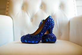 wedding shoes las vegas colorful las vegas backyard wedding