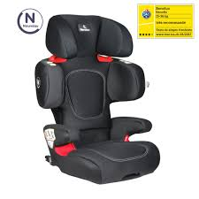 si e isofix groupe 1 2 3 reclining isofix softness booster 2 3 renofix total black