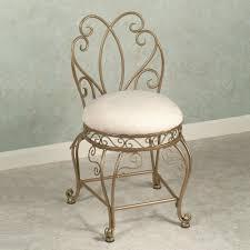 Vanity Bench For Bathroom by Furniture Remarkable Impressive Brown Upholstered Vanity Stool