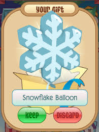 Snowflake Balloons Snowflake Balloon Animal Jam Wiki Fandom Powered By Wikia