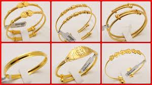 child bracelet gold images Latest gold baby bangles design baby bracelet designs latest jpg