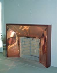 custom fireplace surround 1999 16 ounce copper wrappe u2026 flickr
