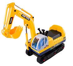 ride on excavator ebay