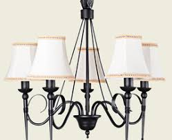 Chandelier Shade Chandelier Metal Led Candle Editonline Us