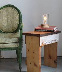 Make A Cheap End Table by Best 25 Wood End Tables Ideas On Pinterest Diy Furniture Plans