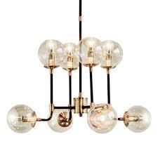 Good Lighting Design Kipling Chandelier By Candelabra Home Combines Globes And Sputnik