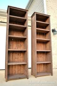 Wood Bookcase With Doors Bookcases Ideas Wood Bookcases Furniture Direct