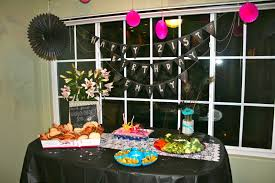 simple birthday decoration at home decorating ideas for 21st birthday party popular home design
