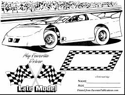 good dragster race car coloring pages with race car coloring page