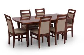 buy inlay dining table set online wooden dining set for 6