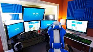 gaming setup u0026 room tour 2016 best gaming setup ever team
