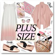 plus size women over 40 can try these casual ideas style