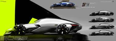 porsche concept sketch how to shape the future 2 u2013 driven to write