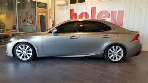 pre owned lexus is 250 pre owned 2014 lexus is 250 base sedan in richmond sh58303d