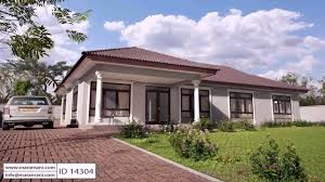 free 4 bedroom house plans in kenya youtube