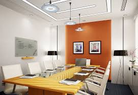 Conference Room Decor Office Amazing Modern Office Meeting Room Decor With Grey Wall