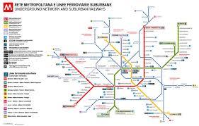 La Metro Map Pdf by By Underground