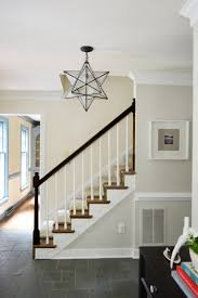 Replace Banister With Half Wall Stairs A Novelty To Ranch Owners Everywhere Young House Love