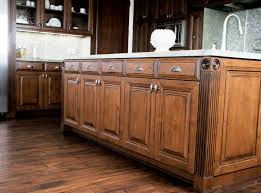 Kitchen Cabinets Furniture Ideas For Create Distressed Kitchen Cabinets Dans Design Magz