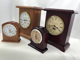 Clock Made Of Clocks by Hardaway Red Heat Silent Clock
