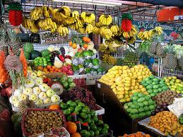 Outdoor Christmas Decorations In The Philippines by Buy Fruits U0026 Veggies From An Actual Outdoor Market Not Walmart
