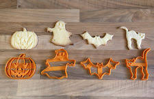 halloween cookie cutters ebay