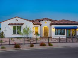 Premier Homes Floor Plans by Sentiero Premier New Homes In Queen Creek Az 85142