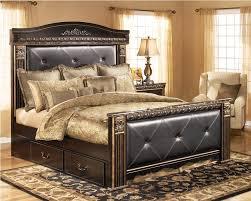 platform bedroom suites ashley furniture platform bed atestate