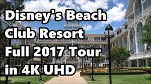 disney s club resort tour in 4k june 2017 with