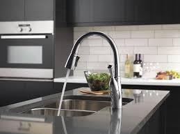 Allora Kitchen Faucet 989 Ss Dst Single Handle Pull Down Kitchen Faucet