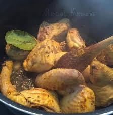 cuisine antillaise colombo de poulet title le colombo de poulet