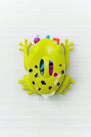 Bathroom Toy Storage Ideas by Amazon Com Boon Frog Pod Bath Toy Scoop Green Baby