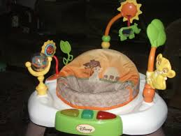 free lion king exersaucer baby toys listia auctions
