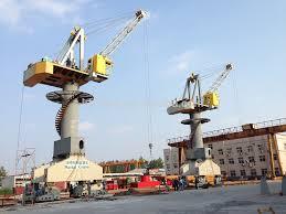 Pedestal Crane 40ton Single Jib Portal Crane Offshore Pedestal Crane Buy