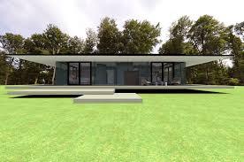 Single Floor House by Single Storey House