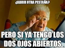 Grandma Finds The Internet Meme - 515 best humor espa繿ol images on pinterest