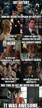 Gatsby Meme - memebase the great gatsby all your memes in our base funny