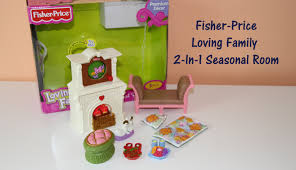 loving family kitchen furniture fisher price loving family 2 in 1 seasonal room doll furniture