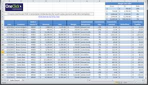 Excel Database Templates Free Free Excel Templates For Payroll Sales Commission Expense