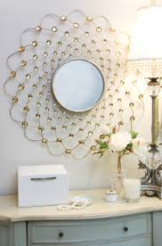 77 best wonderful dresser images on pinterest dressers bedrooms a small decorative mirror above a dresser adds some functionality for putting jewelry on