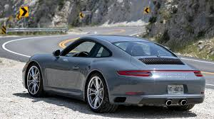 porsche 911 supercar new porsche 911 carrera goes turbo la times