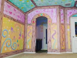 bedroom mural murals houston artist commercial and residential projects