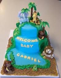 photo jungle theme baby shower image
