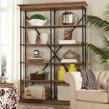 iron off the living room wood bookcase shelves display showcase flower jewelry rack shelf ikea shelves and bookcases bellacor
