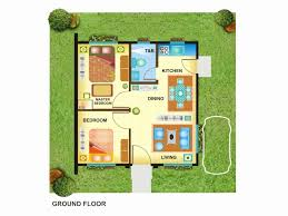 small bungalow floor plans floor plan bungalow house philippines lovely 2 bedroom ranch house