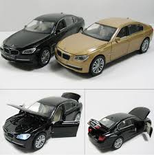 model bmw cars bmw 7 series alloy car model with sound and light pull back car